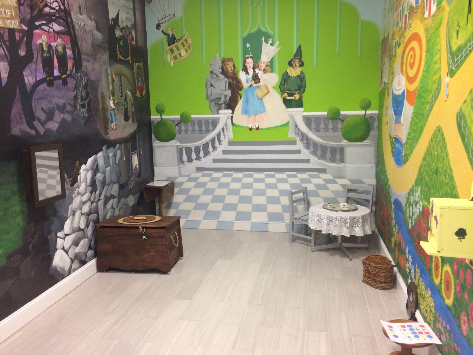 Wizard of Oz Room